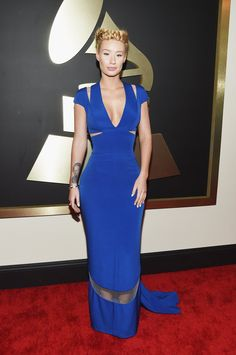 Pin for Later: See All of Music's Brightest Stars on the Grammys Red Carpet! Iggy Azalea