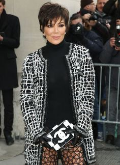 Kris Jenner Haircut Google Search Hairstyles
