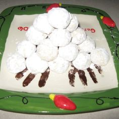 Texas Snow Balls | Made Just Right by Earth Balance