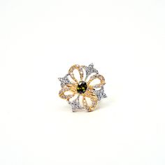 Man Made Diamonds (Cz) Ring From Meherma Creation Mehr0017 Rings