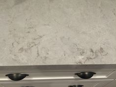 AFTER - Caesarstone, Bianco Drift. One of my favorites!