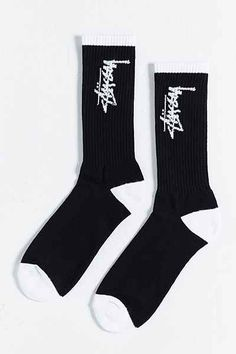 Stussy Stock Sock - Urban Outfitters