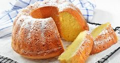 Kozzi lemon gugelhupf with icing sugar 886 X 586 Butter Icing Recipe Perfect on your Favorite Butter Cake Recipe Lemon Recipes, Sweet Recipes, Cake Recipes, Dessert Recipes, Simple Recipes, Food Cakes, Cupcake Cakes, Cake Icing, Icing Recipe