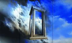 Titolo: Infinito trittico - cm 220x120 - 2008