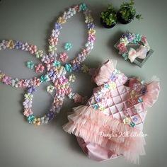 Kids Outfits Girls, Toddler Outfits, Kids Girls, Girl Outfits, Dress For Girl Child, Little Girl Dresses, Little Girls, Unicorn Birthday, Baby Birthday