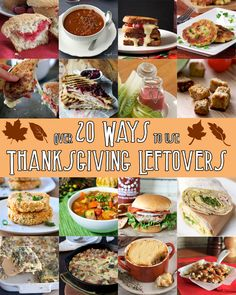 Everyone has tons of recipes out now about how to make an amazing Thanksgiving dinner. What everyone is forgetting is how tiring it is to eat all the Thanksgiving leftovers. Never fear! I'm here to save you from countless turkey […] Turkey Sandwiches, Wrap Sandwiches, Thanksgiving Leftovers, Thanksgiving Ideas, Holiday Fun, Holiday Ideas, Recipe Sites, Breakfast Lunch Dinner, Cook At Home