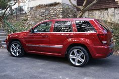 jeep srt8 side | Flickr - Photo Sharing!