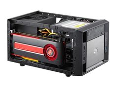 CoolerMaster's Elite 120 Advanced mini-ITX Case