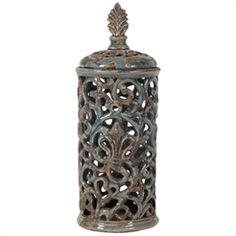 In Stock. D5.3x14.5 Decorative Jar 4EA/CTN