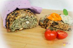Gluten- & Hefefreies Brot