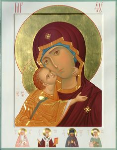 Family Icon. Handpainted. Made to order.  Catalog of St Elisabeth Convent. To order: http://catalog.obitel-minsk.com/hand-painted-orthodox-icon.html #CatalogOfGoodDeeds  #icon #iconography #orthodoxicon #orthodoxiconography #paintedicon #iconsinoklads #mountedicons #buyicon #ordericon #handpainted #iconographers #MotherOfGod #Theotokos #HolyTheotokos #VirginMary #Christ #JesusChrist #Savior  #familyicon