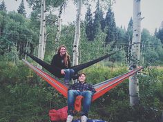 From bunk beds to hammock stacked. Best friend for life. #bestfriend #hammocklife #hammock #hammocktime #woods #fourmile #glenwood #camping #grandtrunk