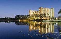 Lake Eve at The Fountains in Orlando FL - a Bluegreen Vacations resort. #ORL #Orlando #BluegreenResorts #BluegreenVacations