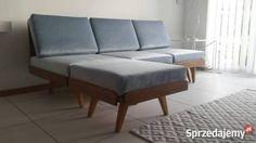 sofa PRL loft vintage retro lata 60 Bumerang
