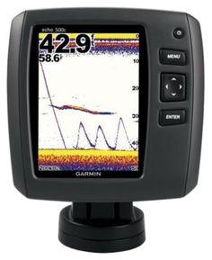 Garmin echo 500C DualBeam Sonar Fishfinder