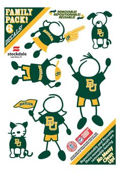 For the #Baylor family minivan or SUV...