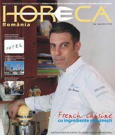 "Issue 58 - David Contant/ Executive Chef ""La GB si Oskar"""