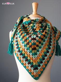 Ravelry: Wearever Wrap pattern by Heather Walpole