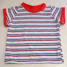 30 minutes t shirt free pattern and tutorial