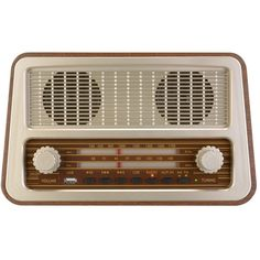 Radio 50'S ($32) ❤ liked on Polyvore featuring filler