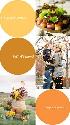 Get inspired for Fall | 25 Easy Fall Decorating Ideas - Bright Bold and Beautiful Blog
