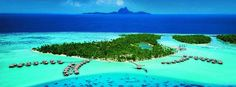 Le Taha'a Island Resort & Spa Bora Bora - Overwater Bungalows
