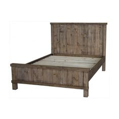 Found it at Wayfair - Country Platform Bed
