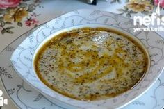 Yoğurt Çorbası ( Kesinlikle Deneyin Mükemmel Oluyor) - Nefis Yemek Tarifleri