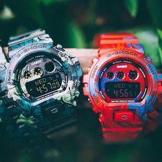 G-Shock floral S series #gshock #babyg #sseries