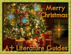 Shop for over 40 literature guides from grades K - 12.  Merry Christmas!