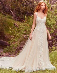 7bbca135e7f3 Vana by Maggie Sottero available exclusive to Raffaele Ciuca, Melbourne  Australia Maggie Sottero Wedding Dresses