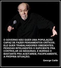 HELLBLOG: GEORGE CARLIN