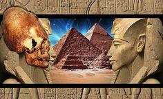 Akhenaton O faraó Alienígena do Antigo Egito