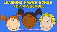 Learning names songs for preschoolers to help children be introduced to one another while learning names of fellow pre k students. #learningnames #preschoolsongs  http://www.youtube.com/watch?v=oEWkjVYhE6A