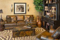 Hemispheres: A World of Fine Furniture | Tanner Sofa
