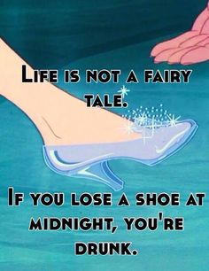 Funny!! But I believe in Fairy Godmothers.