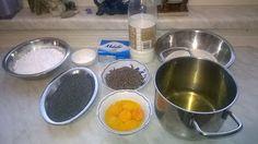 Gastrostesky: Maková bábovka s chia semínky