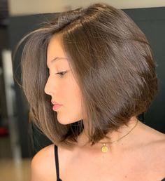 Haircuts Straight Hair, Long Bob Haircuts, Short Bob Hairstyles, Hairstyles Haircuts, Trendy Haircuts, Medium Hair Cuts, Short Hair Cuts, Medium Hair Styles, Curly Hair Styles