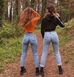 Sexy Leggings Outfit, Little Girl Leggings, Sweet Jeans, Teen Girl Poses, Perfect Jeans, Mode Outfits, Girls Jeans, Cute Casual Outfits, Sexy Curves