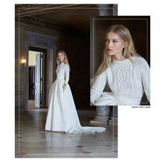 Winter wedding wonderland - Cold Weather Fashion Lookbook | SHOPBOP