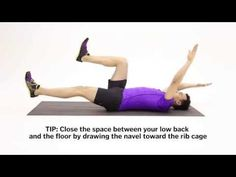 5 Moves for a Stronger Core (Video!) ‹ Hello Healthy