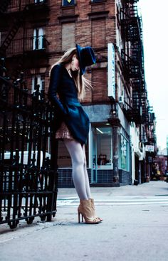 shes-in-vogue.tumblr.com Alisha Judje (Fusion NY) for The Wild Magazine by Joel Slocum
