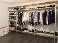 Interieur: ouderslaapkamer on Pinterest  Clothing Organization ...