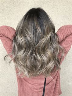 Creamy blonde babylights, totally in love with my hair
