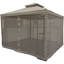 Outdoor Oasis Gazebo Netting Gazebo Netting Gazebo Home