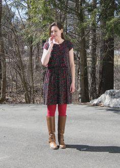 Hemlock tee dress