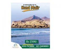 Trip to #Kund Malir Beach