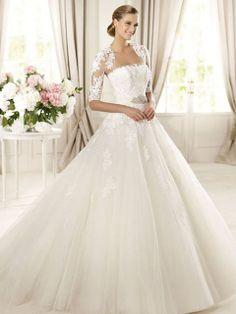 Crystal-Vestido de Noiva em tule - dresseshop.pt