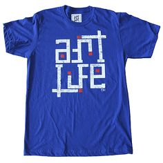 Self-Titled Dodger Blue Tee on Art.Life is our original logo tee. This tee is 100% cotton standard fit with large distressed front print and organic cotton neck label. MADE IN USA. #dodger #dodgerblue #graphictee #artlife #comfy #cottontee #mensstyle #retro #triblend #lifestyle #artlife #southbay #mensfashion #cotton #ecofriendly #beachstyle #vintage #saveourseas #natureinspired