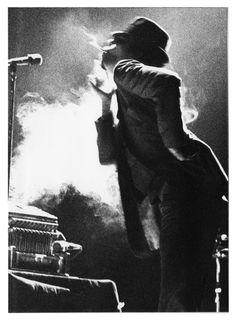 diamondinyourmind: Tom Waits in Toronto, 1981